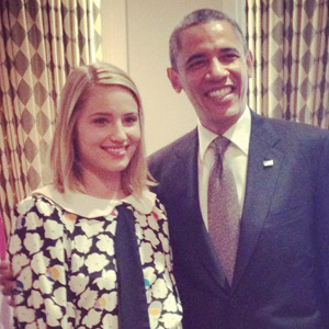 President Obama Takes Young Hollywood to Breakfast