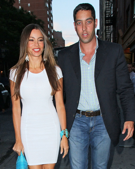 New Pix! Sofia Vergara and Nick Loeb Reunited