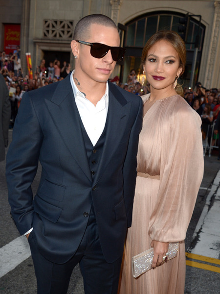 Jennifer Lopez and Casper Smart Engaged?