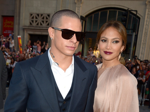 Jennifer Lopez and Casper Smart Engaged?