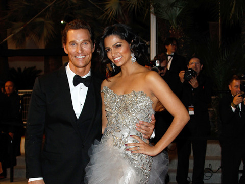 Matthew McConaughey, Camila Alves Tie the Knot in Texas