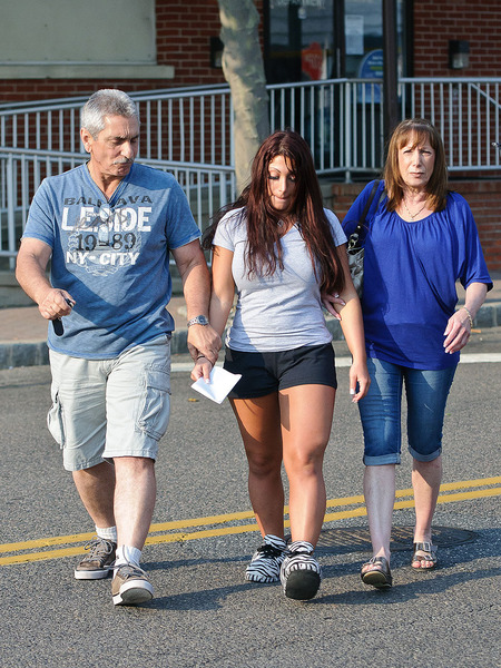 'Jersey Shore' Star Deena Cortese Picked Up from Jail… by Her Parents