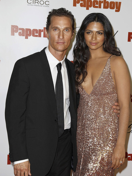 Details on Matthew McConaughey and Camila Alves' Wedding