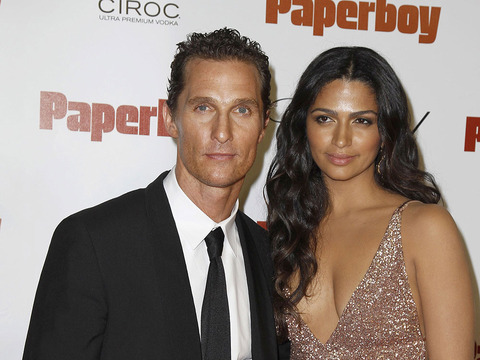 Details on Matthew McConaughey and Camila Alves' Wedding