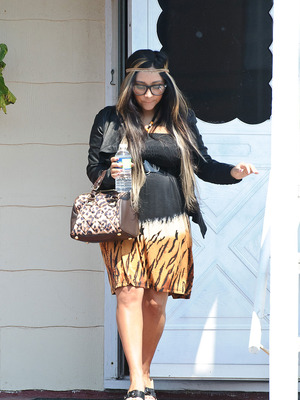 Extra Scoop: Snooki Confirms Nude Photos Leaked Online