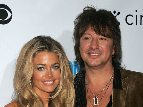 Denise Richards and Richie Sambora: Off Again?