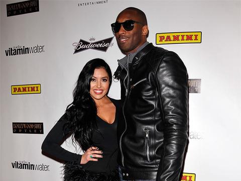 Kobe and Vanessa Bryant Put Divorce on Hold