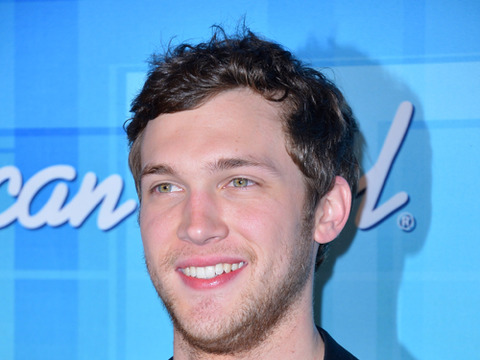 'American Idol's' Phillip Phillips Released from Hospital