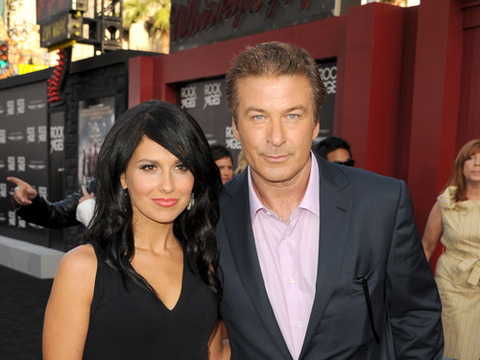 Alec Baldwin and Hilaria Thomas Planning June Wedding?