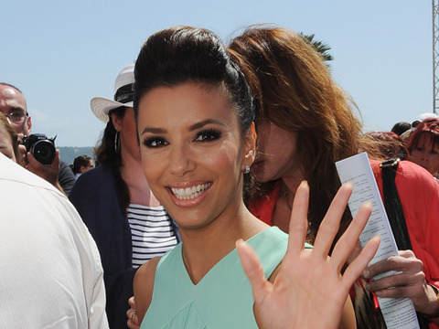 Eva Longoria Talks President Obama and 'Devious Maids'