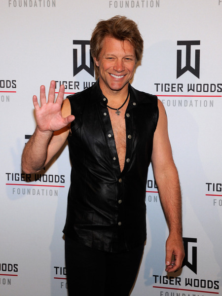 Jon Bon Jovi for 'Secretary of Entertainment'?