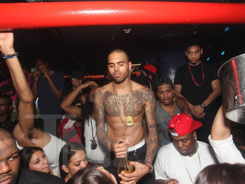 Chris Brown vs. Drake: New Details in Bar Fight