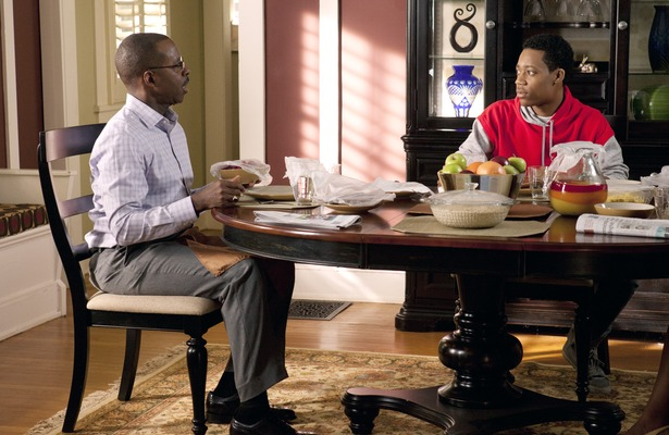 Courtney B. Vance Plays Dad in Disney Channel's 'Let It Shine'