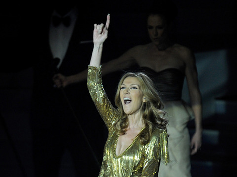 Take the Tour: Celine Dion's Las Vegas Wardrobe