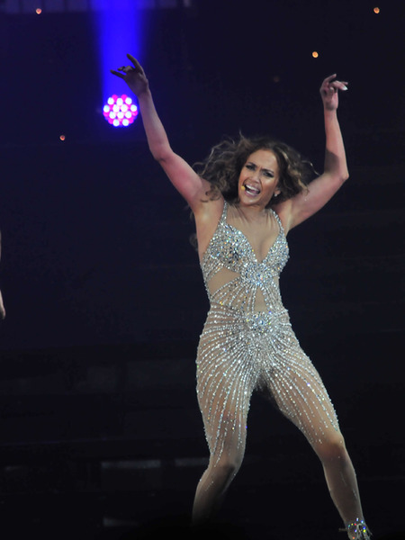 J. Whoa! Jennifer Lopez Rocks Panama in Sheer Bodysuit