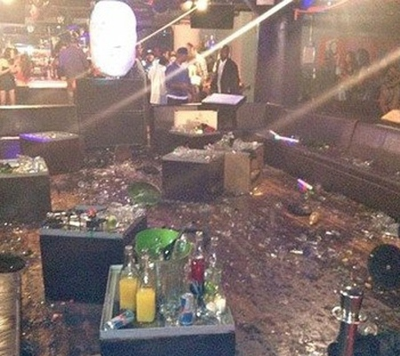 Chris Brown/Drake Brawl Fallout: Club Loses Booze License
