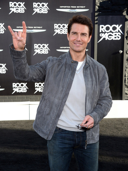 Tom Cruise's Neighbor Arrested, Tasered for Trespassing