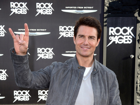 Tom Cruise to Star in 'Top Gun' Sequel?
