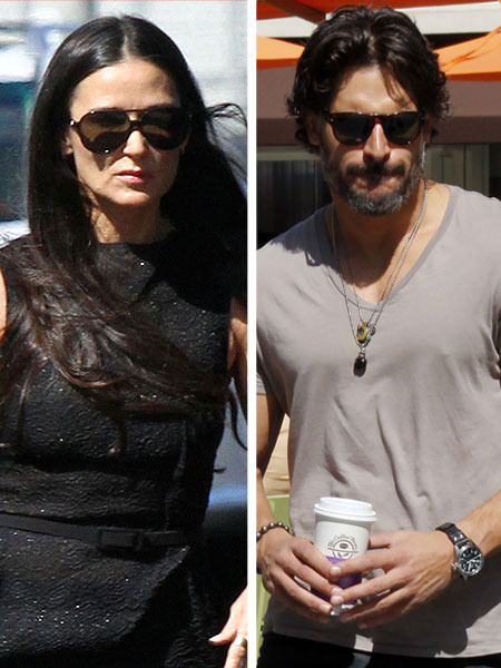 Are Demi Moore and Joe Manganiello an Item?