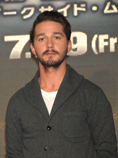 Shock Video! Shia LaBeouf Gets Naked for Sigur Rós