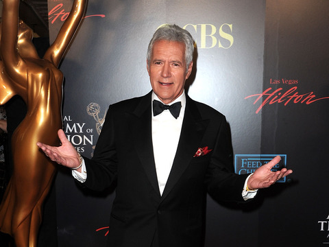 'Jeopardy!' Host Alex Trebek Suffers Mild Heart Attack