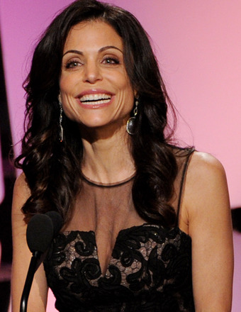 Bethenny Frankel Takes It Uptown