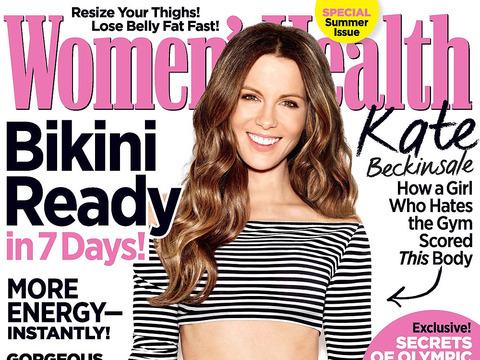 Kate Beckinsale is a 'Total' Badass!