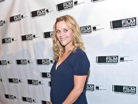 Reese Witherspoon Confirms the Obvious: She's Expecting