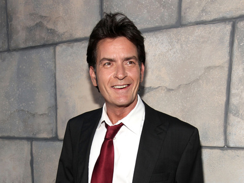 Charlie Sheen Takes 'Extra's' Rapid-Fire Quiz