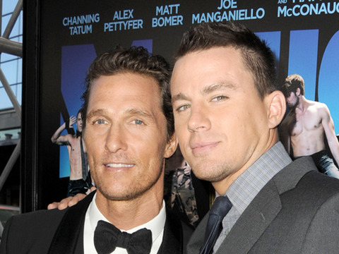 'Magic Mike': Matthew McConaughey's G-String Malfunction