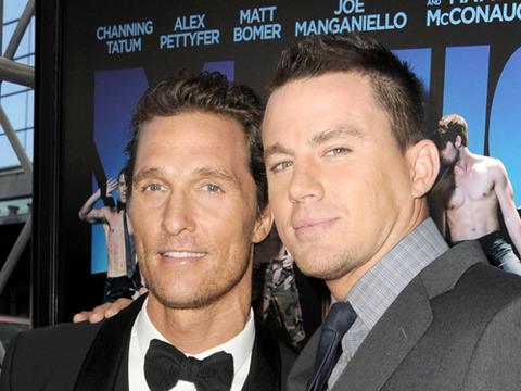 'Magic Mike': Matthew McConaughey's G-String Malfunction