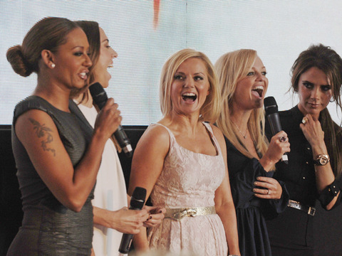 Spice Girls Announce 'Viva Forever!' Musical