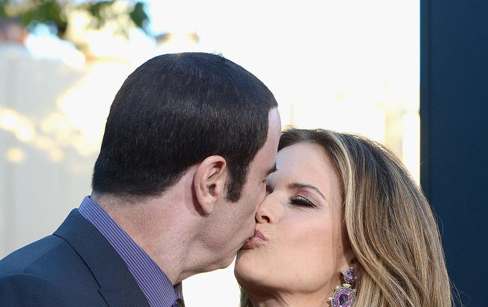 John Travolta Gotti John Travolta And Kelly