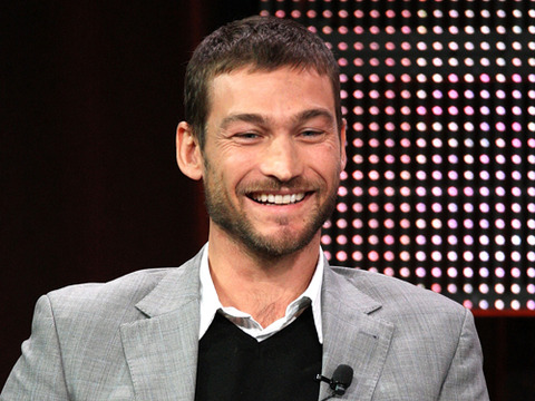 New Documentary Tells 'Spartacus' Star Andy Whitfield's Story