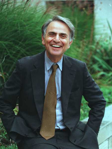carl sagan essays