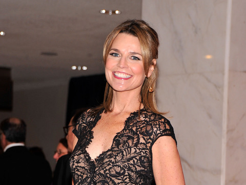 Extra Scoop: Savannah Gutherie to Replace Ann Curry… Tomorrow