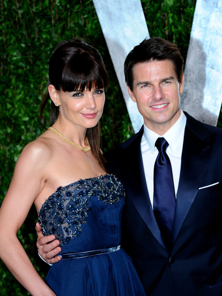Tom Cruise and Katie Holmes to Divorce