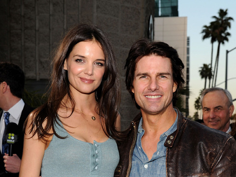 Tom Cruise and Katie Holmes: The $15-Million Prenup