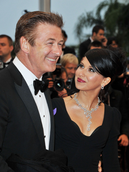 Alec Baldwin Marries Hilaria Thomas
