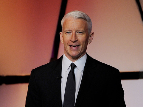 Anderson Cooper: 'The Fact Is, I'm Gay, Always Have Been'