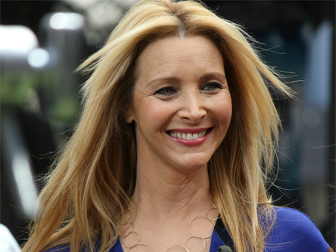 'Friends' Reunite for 'Web Therapy'