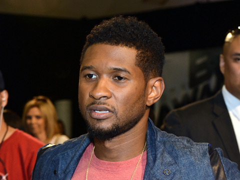 Usher Calls 911, Reports Trespasser