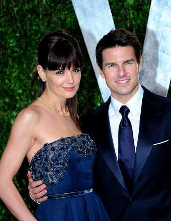 Tom Cruise and Katie Holmes Agree: Suri Needs a Trust Fund