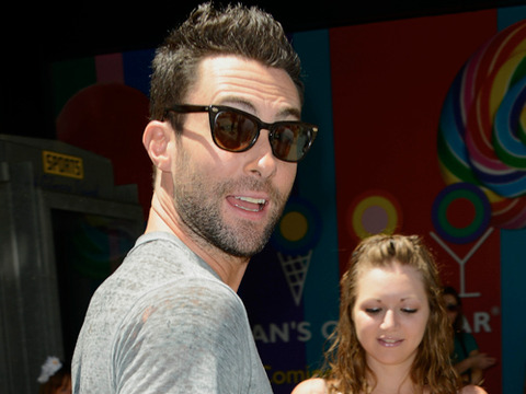 Adam Levine is Feeling 'Overexposed'