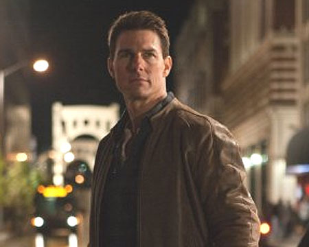 Trailer! Three Classic Tom Cruise Moves in 'Jack Reacher'