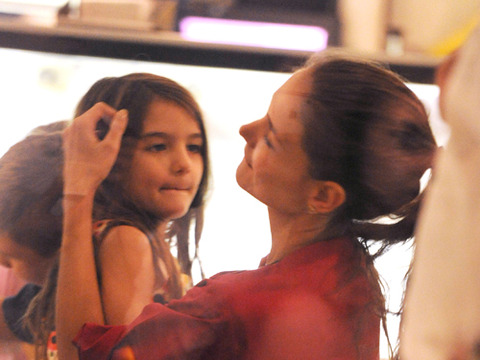 Katie Holmes Doing 'Alright' and Ready for 'New Phase'