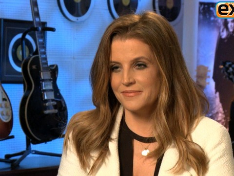 Lisa Marie Presley on Dad Elvis: 'His Music Is Probably Embedded in Me'