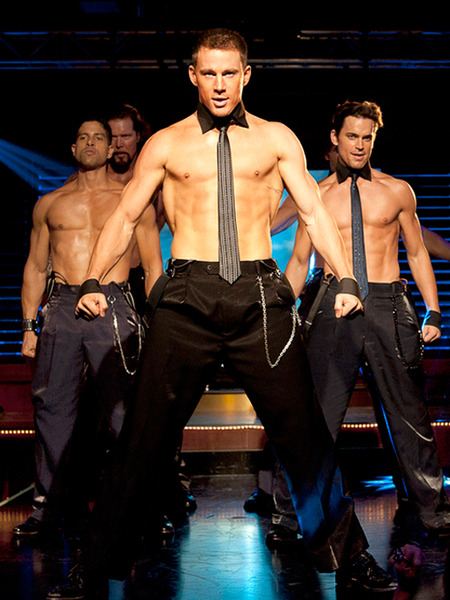 Channing Tatum Stripping Down for 'Magic Mike' Sequel?