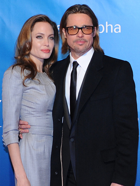 Report: Brad Pitt and Angelina Jolie Choose Wedding Rings