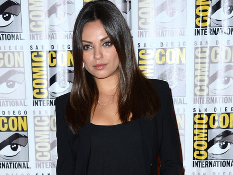 'Extra at Comic-Con': Mila Kunis Hopes for a 'Ted 2'